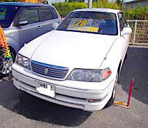 平成10年式 マークⅡ 2000 グランデ